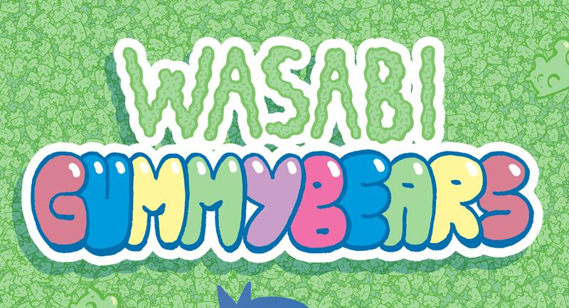 Wasabi Gummybears Uncensored – teaser #04